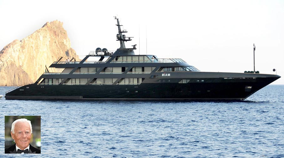 4 Famous People Who Own Luxury Yachts