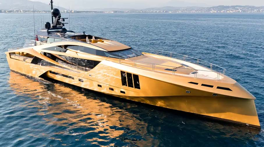 5 Most Expensive Yachts in the World